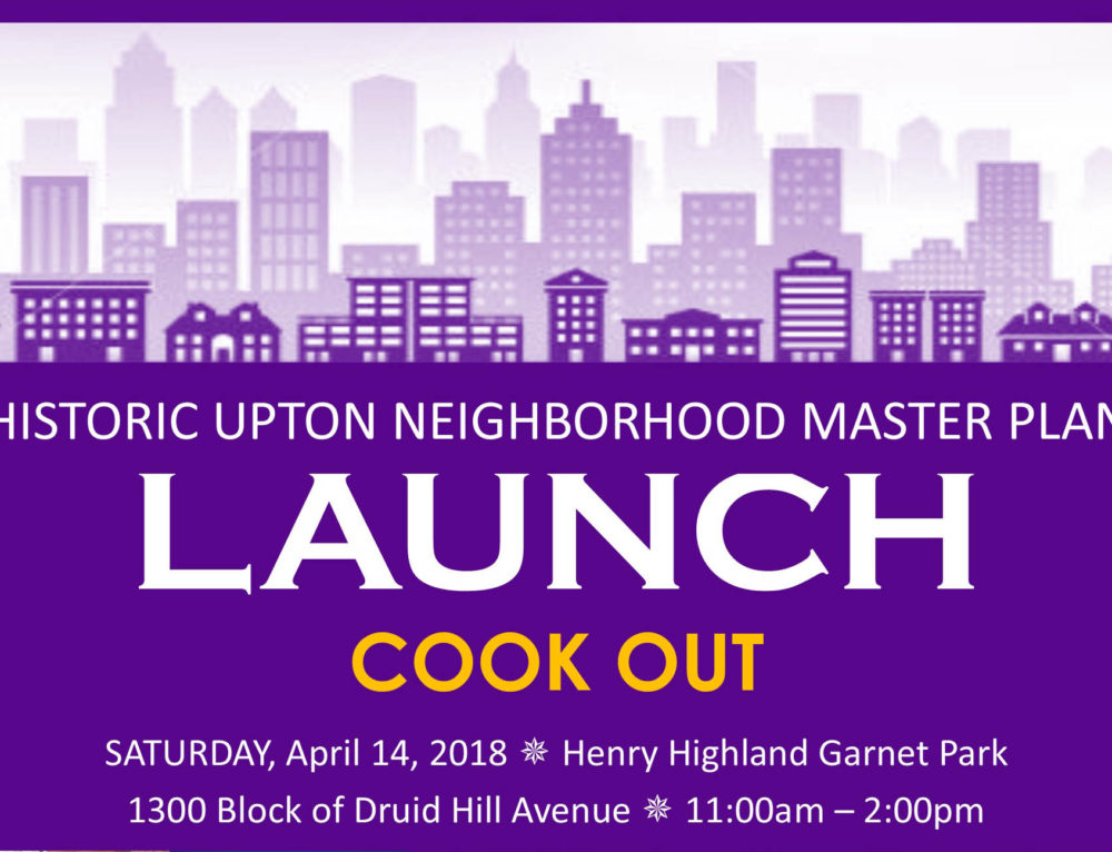 Historic Upton Master Plan Launch Cookout