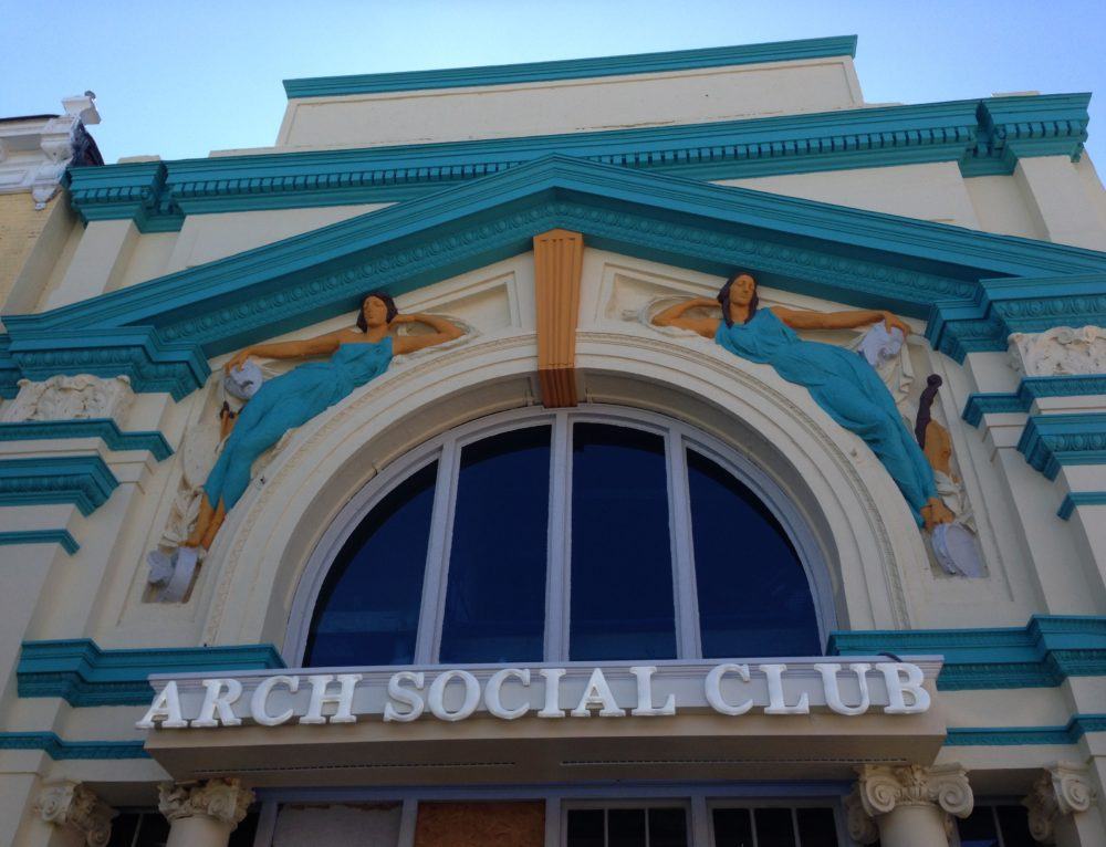 Congrats to the Arch Social Club