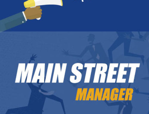 Job Opportunity: Main Street Manager