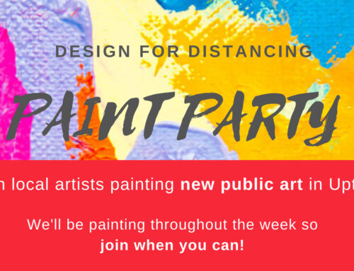 Join the Paint Party!