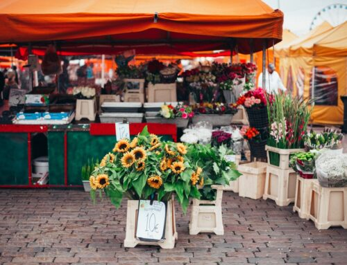 Our Weekly Farmers Market  Now has a New Time